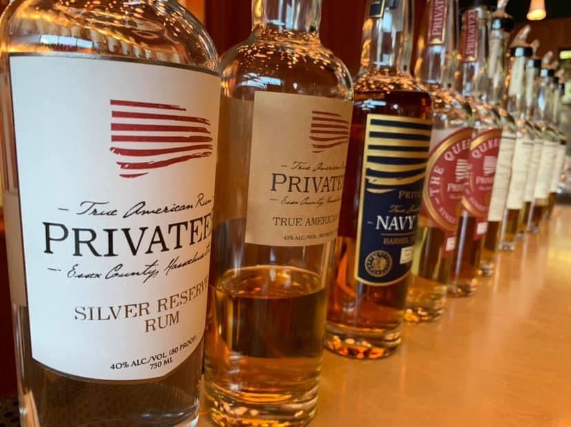 Privateer rum core range