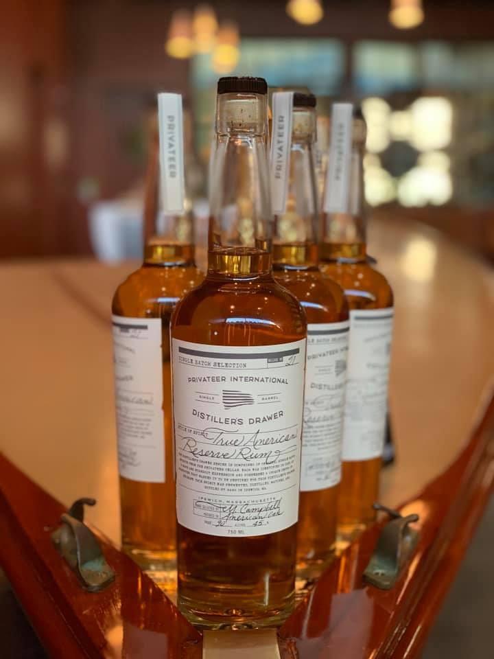 Privateer rum distillers drawer