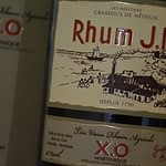Rhum JM XO label