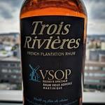 Trois rivieres VSOP bottle