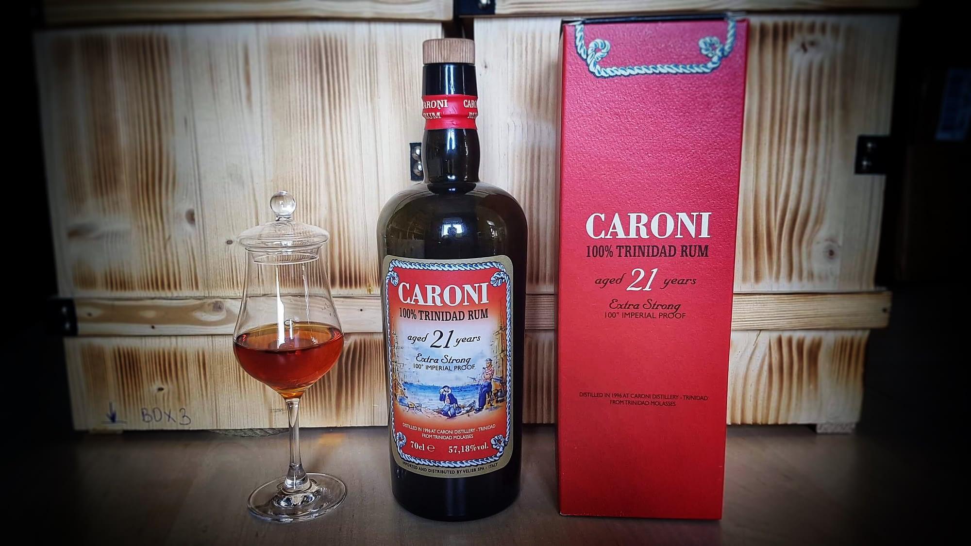Caroni 21 Extra Strong – Kdo hledá, najde