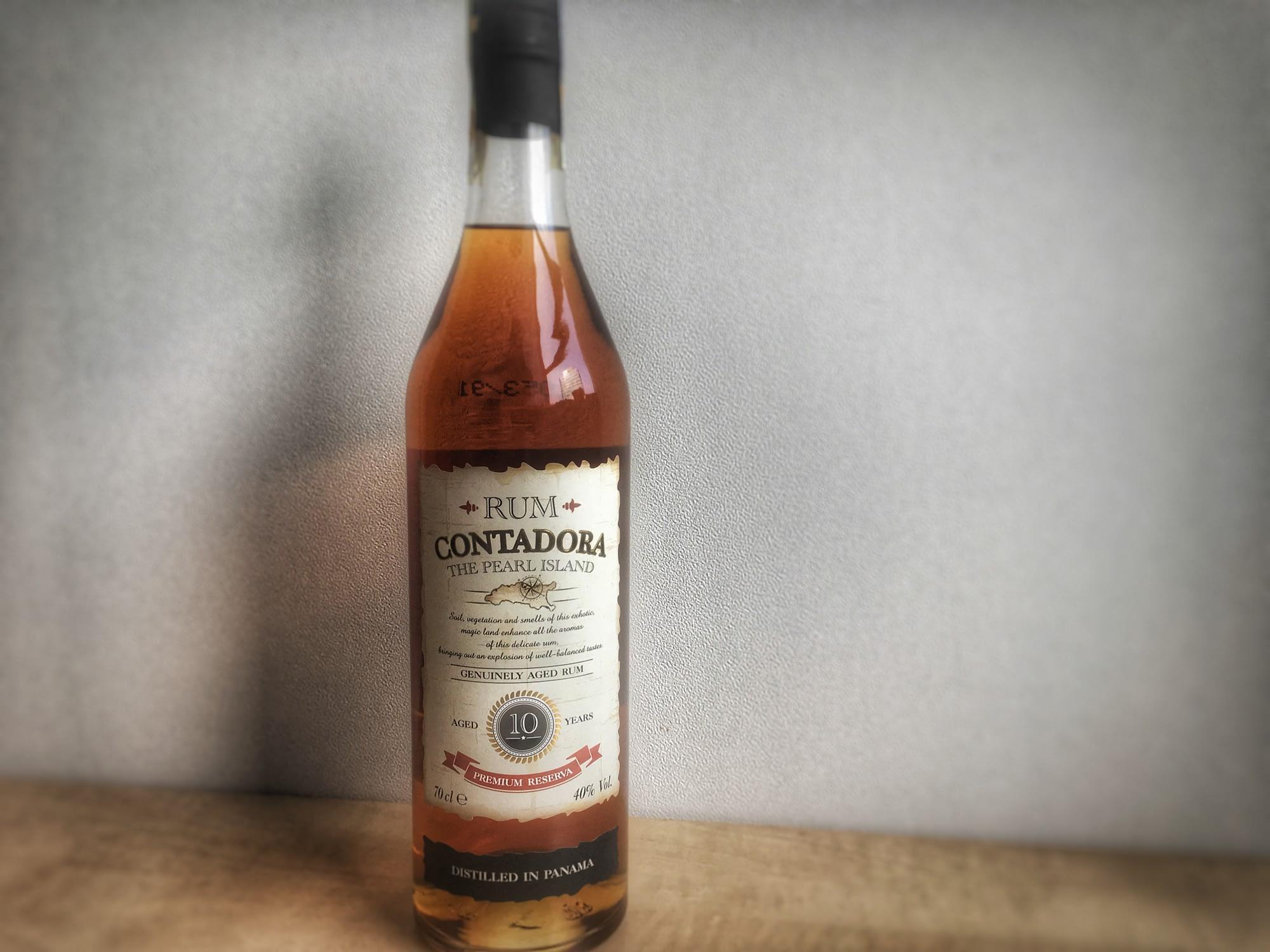 contadora 10 rum