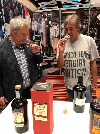 Guardians of Rum Luca Gargano and Richard Seale