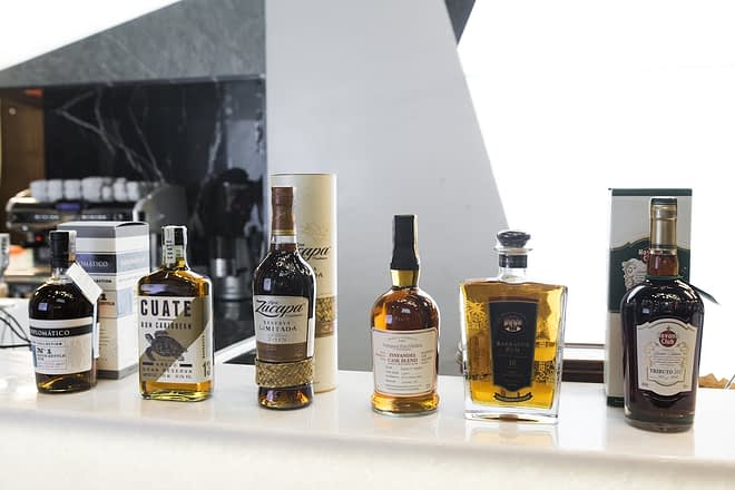 rum-lineup